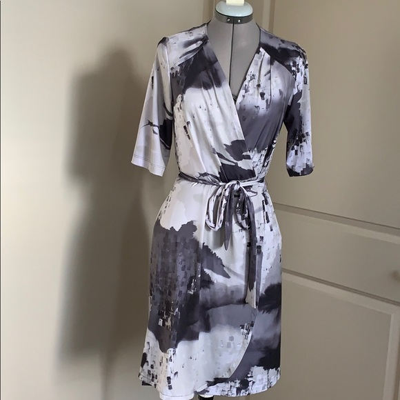 Komarov Dresses & Skirts - Komarov Wrap Dress